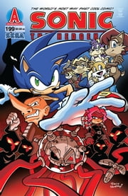 Sonic the Hedgehog #199 ebook by Ian Flynn,Tracy Yardley!,Jim Amash