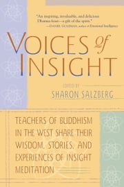 Voices of Insight ebook by Sharon Salzberg