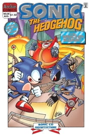 "Sonic the Hedgehog #25 ebook by Mike Gallagher,Patrick ""SPAZ"" Spaziante,Harvey Mercadoocasio"