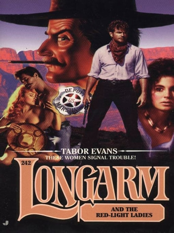 Longarm 242: Red-light ebook by Tabor Evans