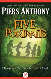 Five Portraits ebook by Piers Anthony