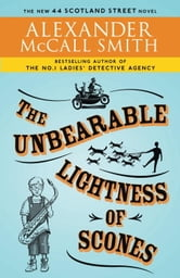 The Unbearable Lightness of Scones ebook by Alexander McCall Smith