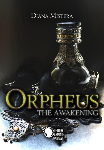 Orpheus ebook by Diana Mistera
