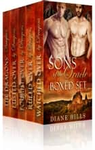 Paranormal Shifter Romance Sons of the Oracle Box Set BBW Dragon Shifter Paranormal Romance ebook by Diane Hills