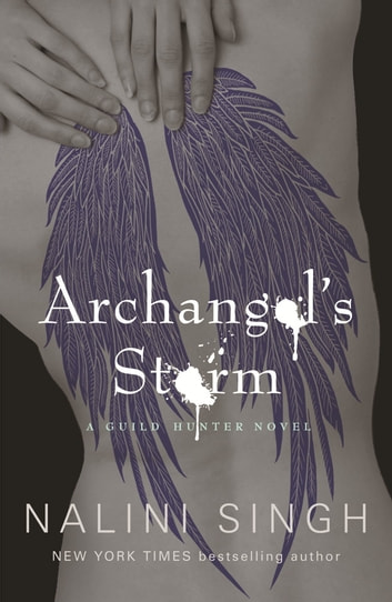 Archangel's Storm - Book 5 ebook by Nalini Singh