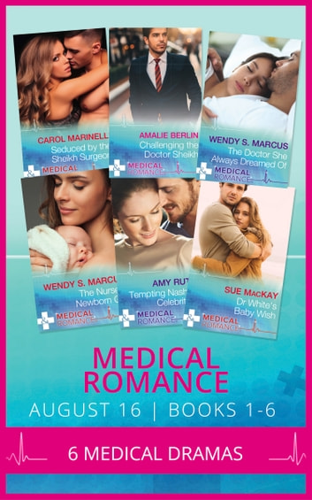 Medical romance august 2016 books 1 6 mills boon e book medical romance august 2016 books 1 6 mills boon e book collections fandeluxe Choice Image