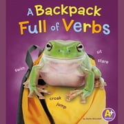 Backpack Full of Verbs, A audiobook by Bette Blaisdell