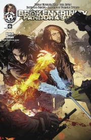 Broken Trinity: Pandora's Box #5 ebook by Bryan Edward Hill, Rob Levin, Facundo Percio, Troy Peteri, Tommy Lee Edwards