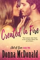 Created In Fire ebook by Donna McDonald