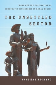The Unsettled Sector - NGOs and the Cultivation of Democratic Citizenship in Rural Mexico ebook by Analiese Richard