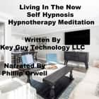 Living In The Now Self Hypnosis Hypnotherapy Meditation audiobook by Key Guy Technology LLC