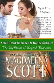 Small Town Romance & Recipe Sampler ebook by Magdalena Scott