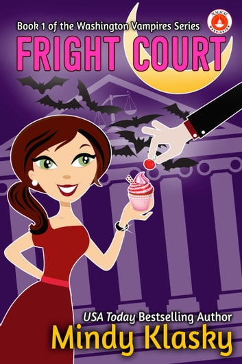 Fright Court ebook by Mindy Klasky