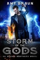 Storm of the Gods - An Areios Brothers Novel ebook by Amy Braun