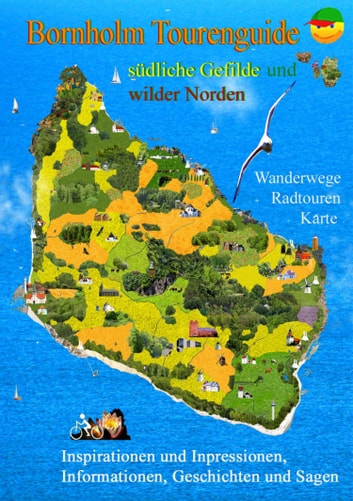 Bornholm Tourenguide ebook by Birte Olsen