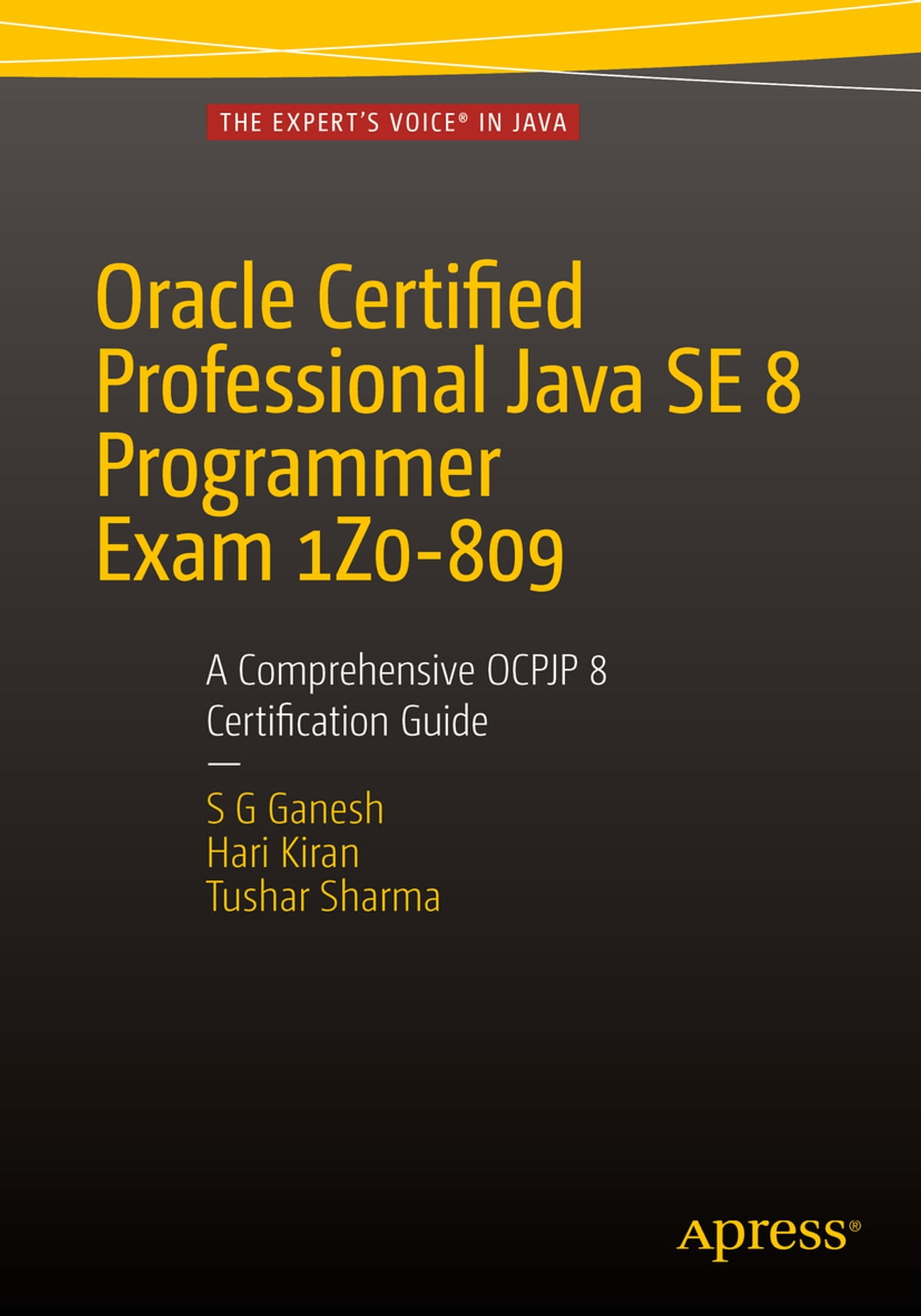 Oracle Certified Professional Java Se 8 Programmer Exam 1z0 809 A