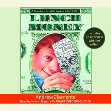 Lunch Money audiobook by Andrew Clements