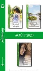 Pack mensuel Harmony : 3 romans (Août 2020) ebook by Collectif