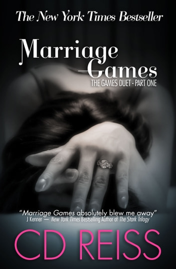 Marriage Games ebook by CD Reiss