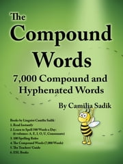 The Compound Words ebook by Camilia Sadik