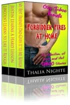 Forbidden Fires At Home: Gay Taboo Bundle ebook by Thalia Nighte