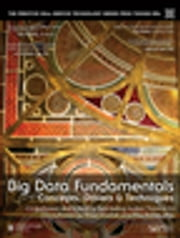 Big Data Fundamentals - Concepts, Drivers & Techniques ebook by Thomas Erl,Wajid Khattak,Paul Buhler
