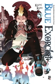 Blue Exorcist vol. 05 ebook by Kazue Kato