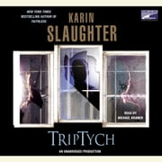 Triptych audiobook by Karin Slaughter