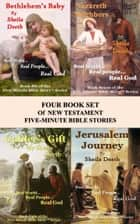 The Four-Book Set of New Testament Five-Minute Bible Stories ebook by Sheila Deeth