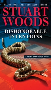 Dishonorable Intentions ebook by Stuart Woods