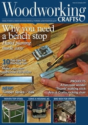 Woodworking Crafts - Issue# 1 - Seymour magazine