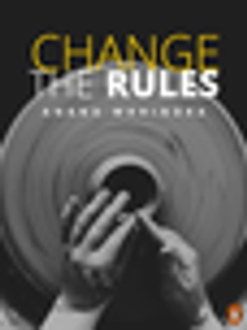 Change the Rules - (Penguin Petit) ebook by Anand Mahindra