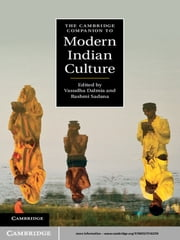 The Cambridge Companion to Modern Indian Culture ebook by Vasudha Dalmia,Rashmi Sadana