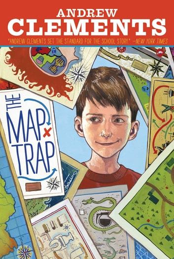 The Map Trap ebook by Andrew Clements