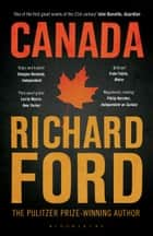 Canada ebook by Richard Ford
