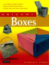 Origami Boxes ebook by Florence Temko