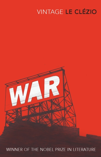 War ebook by J.M.G. Le Clezio