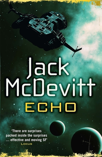 Echo (Alex Benedict - Book 5) ebook by Jack McDevitt
