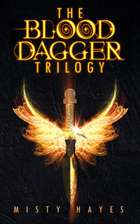 The Blood Dagger Trilogy Boxset (The Outcasts, The Watchers, Tree of Souls) ebook by Misty Hayes