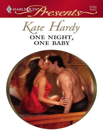 One Night, One Baby ebook by Kate Hardy