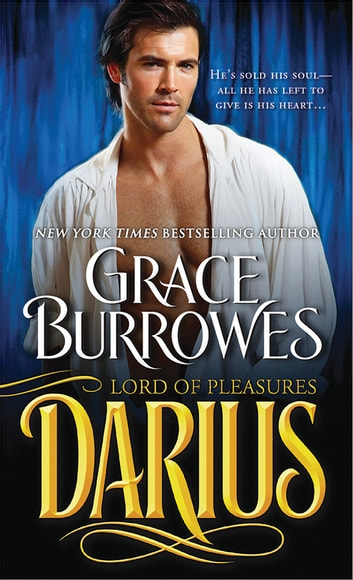 Darius - Lord of Pleasures 電子書 by Grace Burrowes
