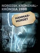 Hammarmordet ebook by
