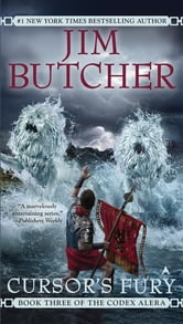 Cursor's Fury ebook by Jim Butcher