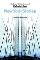New York Stories ebook by Constance Rosenblum