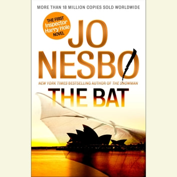 The Bat - The First Inspector Harry Hole Novel audiobook by Jo Nesbo