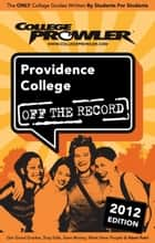 Providence College 2012 ebook by Amanda Mathieu