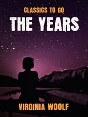 The Years ebook by Virginia Woolf