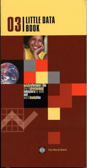 The Little Data Book 2003 ebook by World Bank, Policy
