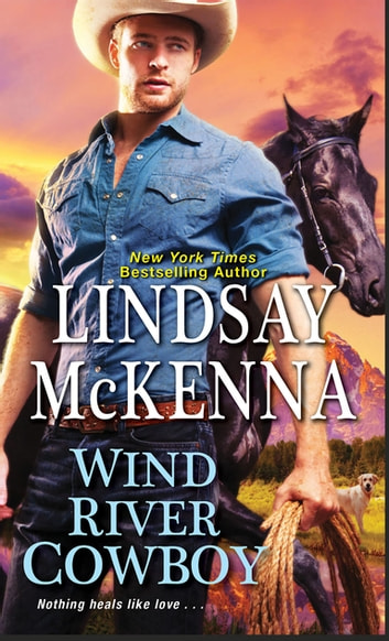 Wind River Cowboy 電子書籍 by Lindsay McKenna