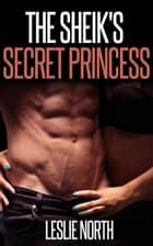 The Sheikh's Secret Princess - Quabeca Sheiks Series, #3 ebook by Leslie North